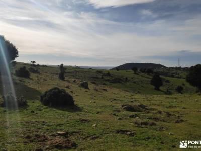 Puente de la Marmota - Parque Regional de la Cuenca Alta del Manzanares segovia fotos ciudad sendero
